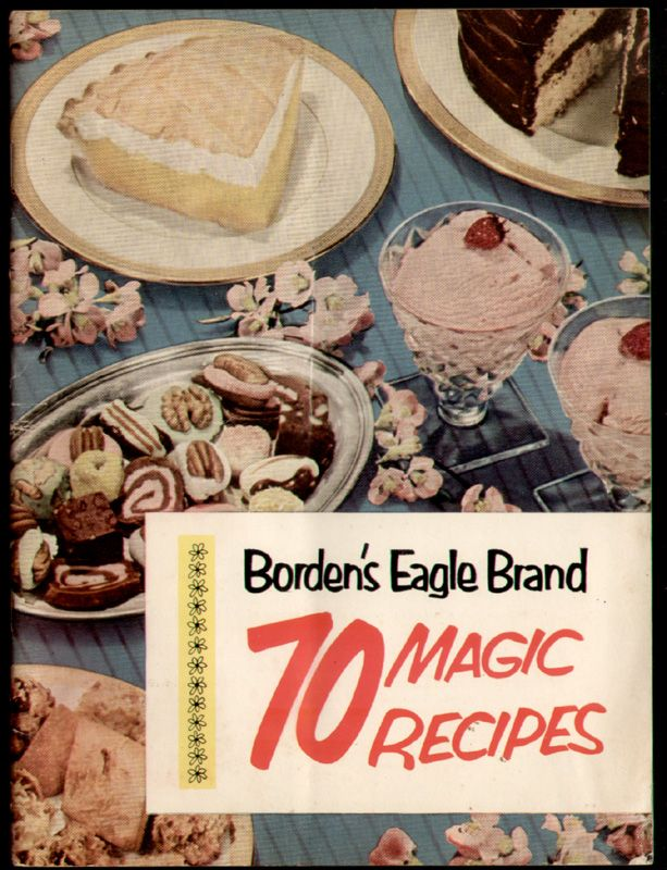 Cemetarian Hook Purl And Thimble Eagle Brand Recipes Retro Recipes Vintage Recipes