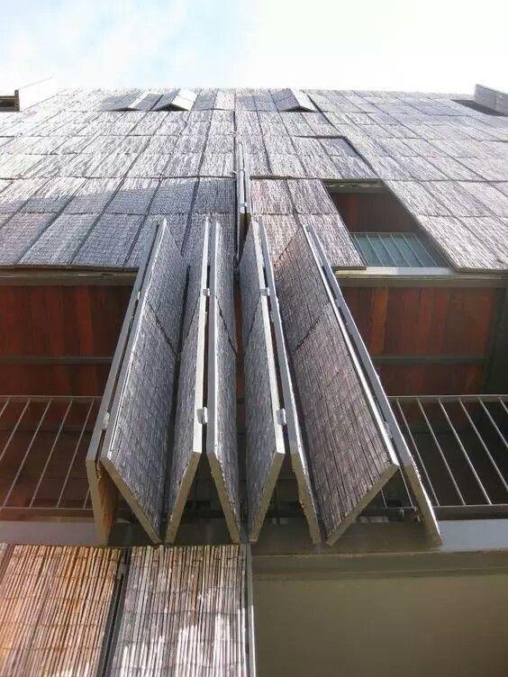Sensacional cuadrada y minimalista fachadas minimalistas pinterest - Casa de bambu madrid ...