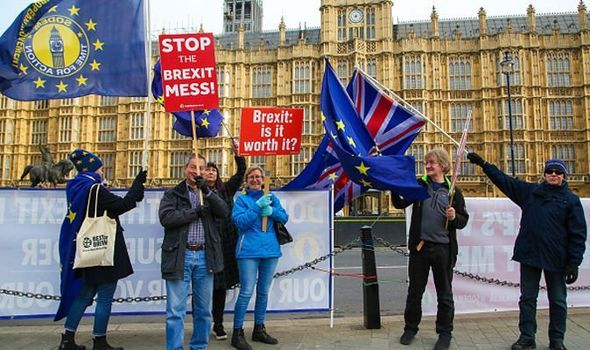 Remainers must not be allowed to defeat Brexit - EXPRESS COMMENT