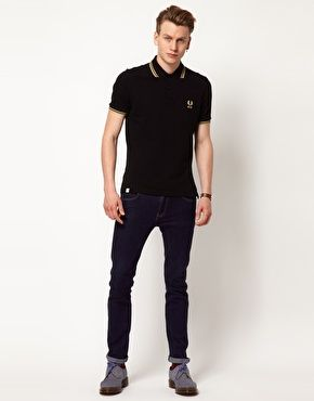 b3226aef9 Fred Perry Polo 60th Anniversary Authentic