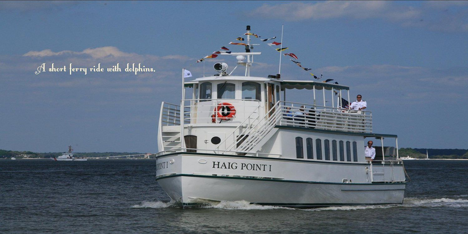 Southern Living On Historic Daufuskie Island Sc Island Living Boat Private Island