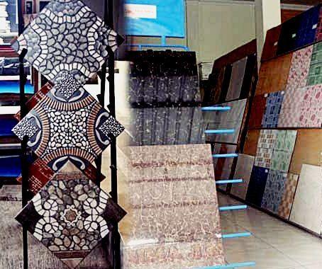 Model Keramik Dinding Teras