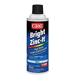 Bright Zinc It Instant Cold Galvanize 16 Oz Aerosol Can