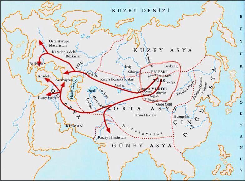 Altay Daglari Rusca Altaj Kirmizi At Yavrusu Kazakca Al Tay Al Dag Orta Asya Da Konumu Kazakistan Sinir Bolgesi Rusya Haritalar Eski Haritalar Tarih