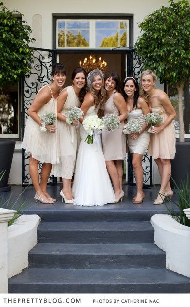 Lance & Lydia - Modern Romance | Real weddings | The Pretty Blog