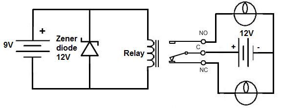 DC relay driver circuit Electronics diy Pinterest Arduino