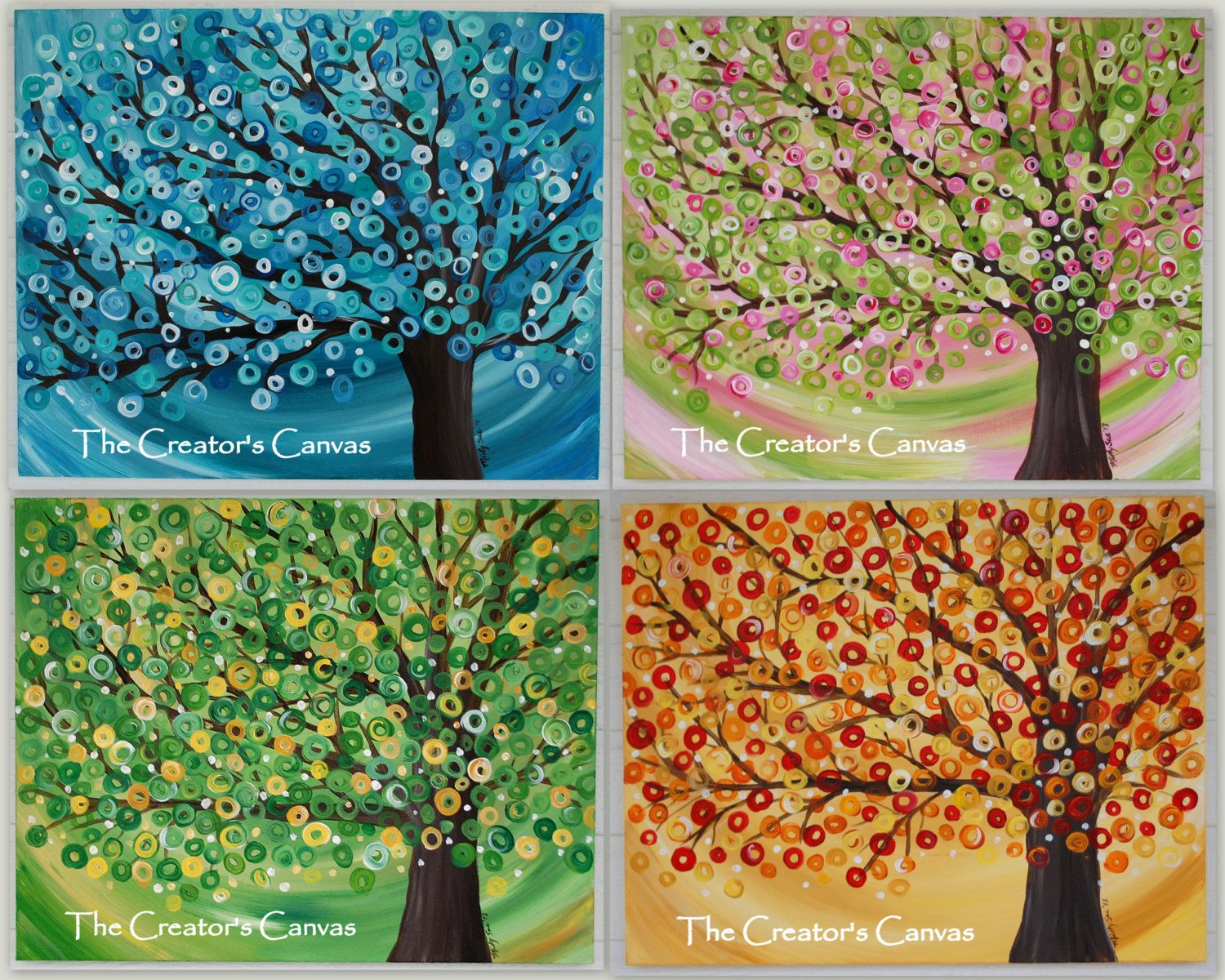 15 best trees and seasons art images on pinterest paintings one