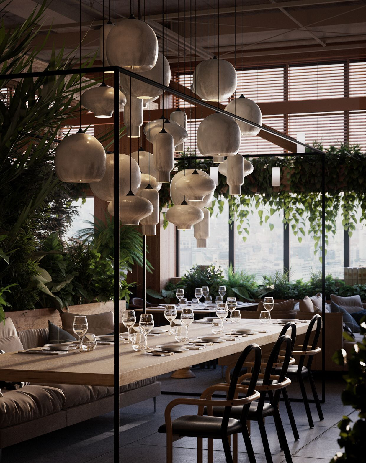 Get inspired by the most amazing interior design trends for these ideas will elevate your outdoor restaurant decor also rh pinterest