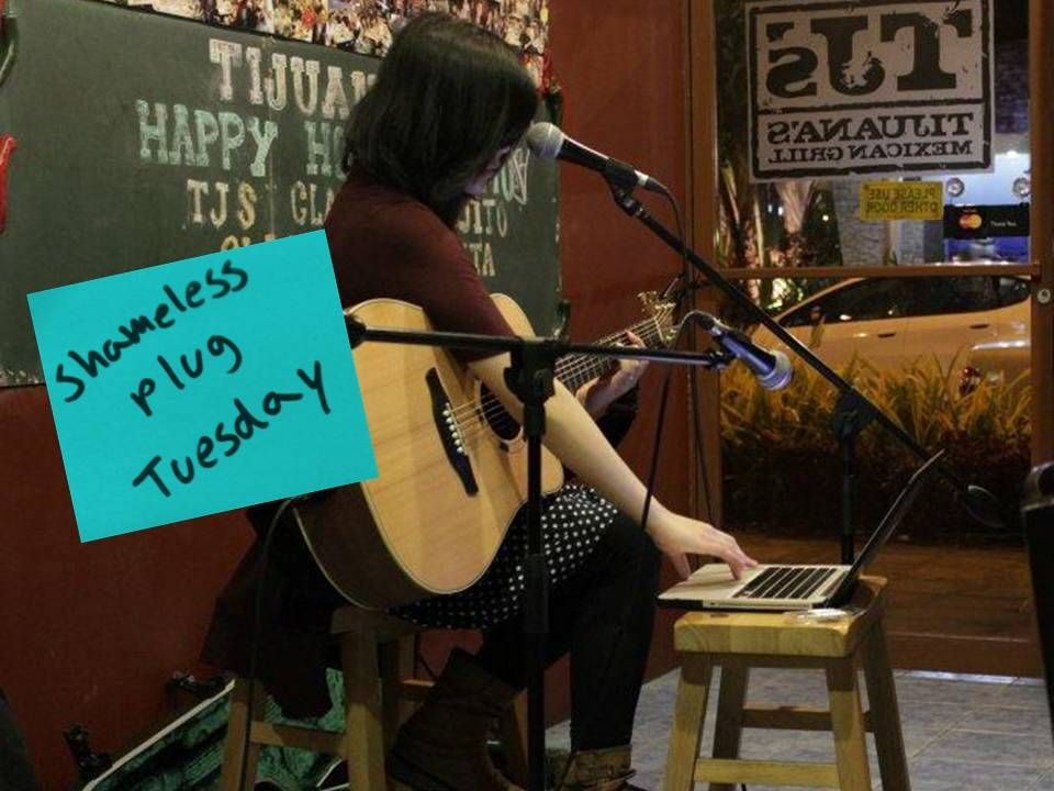 Chesca    With a soft yet outspoken voice and soothing melodies, Chesca's music is one to definitely check out!    http://jericojsays.com/2012/09/11/shameless-plug-tuesday-chesca/