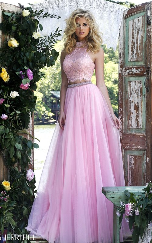 >>>Like what you see? Follow Isabella White izzy8999 for more<<. Sherri  Hill Prom DressesPink ...