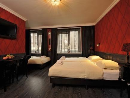 Hotel Sint Nicolaas Amsterdam, Netherlands