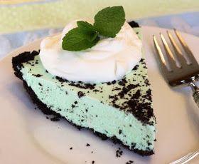 Saving room for dessert: Pie No. 16 - Grasshopper Pie