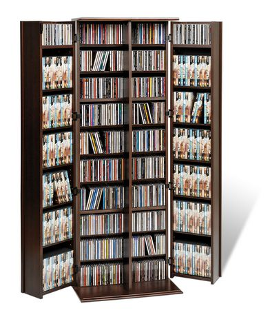 Grande Locking Media Storage Cabinet with Shaker Doors | Walmart.ca $289  sc 1 st  Pinterest & Grande Locking Media Storage Cabinet with Shaker Doors | Walmart.ca ...