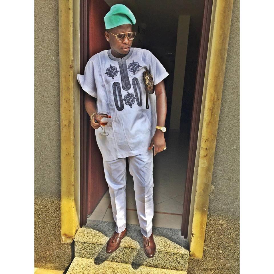 Yoruba Men Attire from West Africa Nigeria