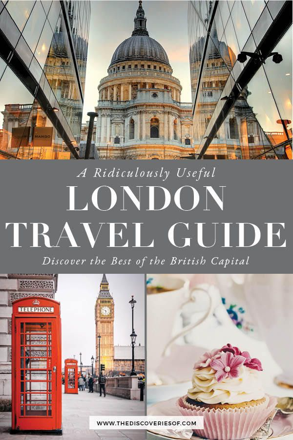 The Ultimate London Travel Guide: A Local's Guide to the Best Things to Do + Travel Tips