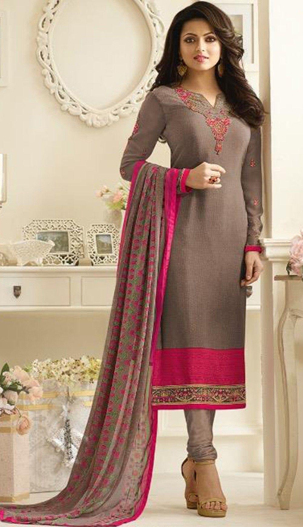 0a0b82d7a3 Latest Salwar Kameez Designs 2018 For Indian Pakistani Girls ...