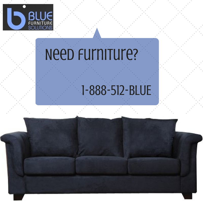 We've got the furniture you need!