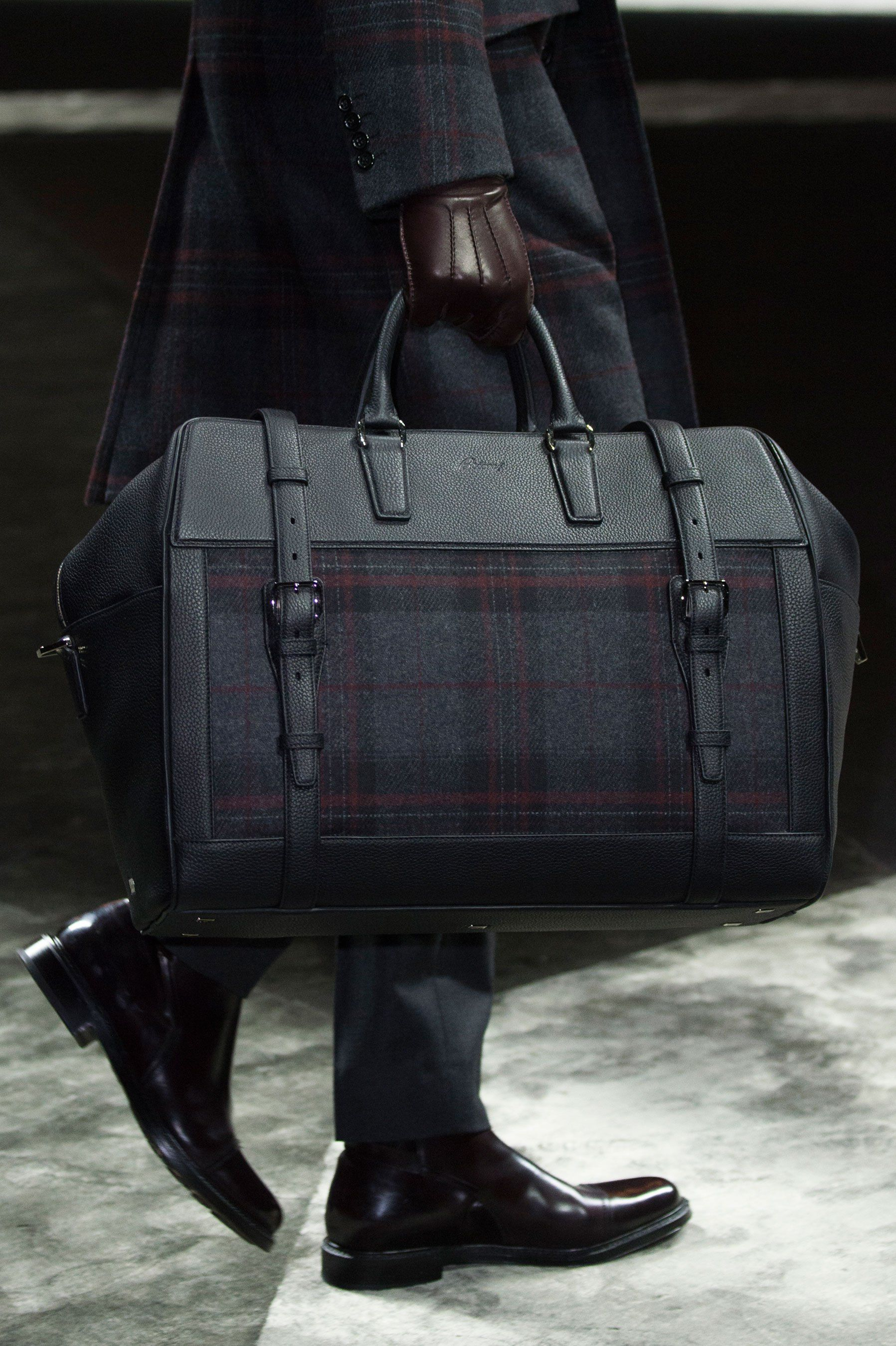 53fad97efb0a Brioni Fall 2015 | A Bag | Bags, Fashion bags и Handbags for men