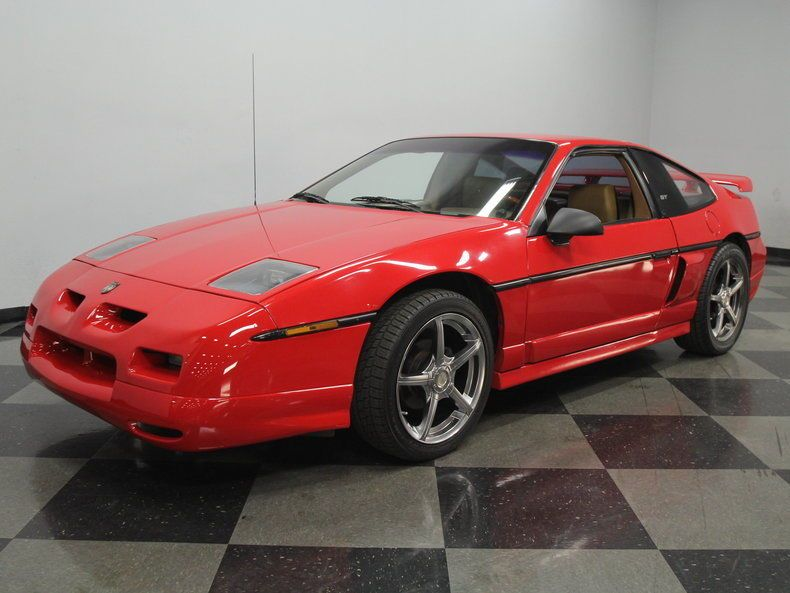 1988 Pontiac Fiero GT Coupe 2 Door | 80s Cars For Sale | Pinterest | Pontiac  Fiero, Cars And Firebird