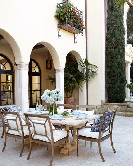 Photo of Two Sophia Outdoor Dining Chairs