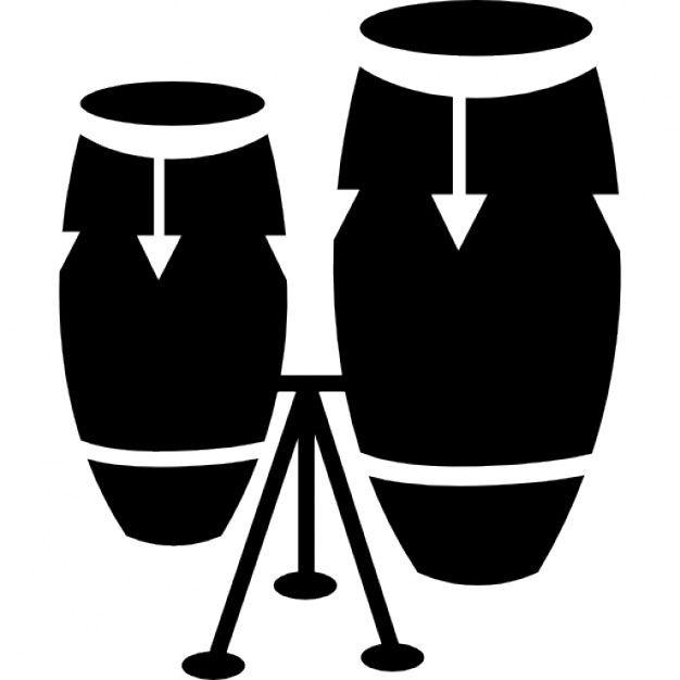 Siluetas De Instrumentos Musicales Buscar Con Google Tambor Dibujo Imprimibles Hulk Dibujos Musicales