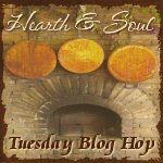 The Hearth and Soul Hop for real/slow/local/sustainable food & comfort food inspiration