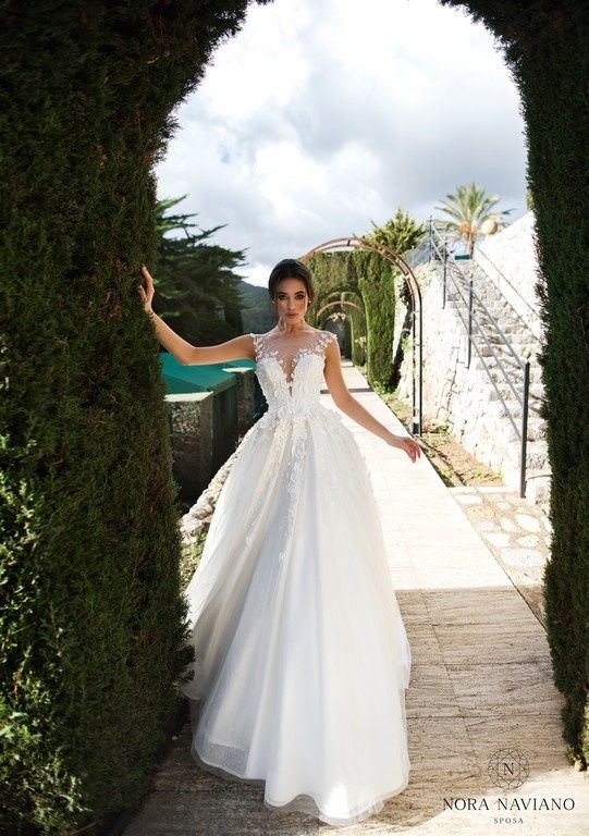 Photo of We invite brides to the wedding salon and evening …