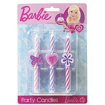 Walmart: Barbie Birthday Candles