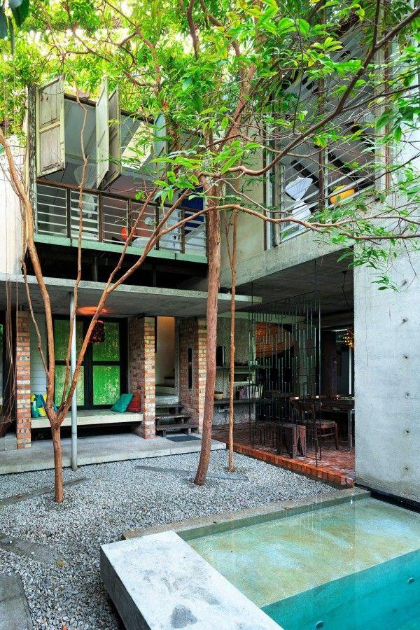 Modern Thai Home Inspiration Modern Thai Home