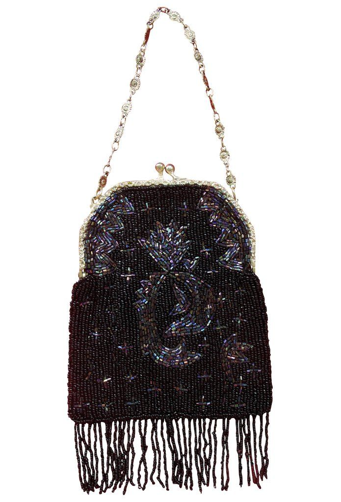 Decorative Beaded Purses