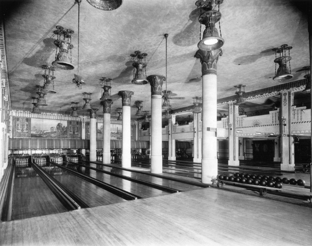 60 best photos of old bowling alleys images on pinterest | bowling