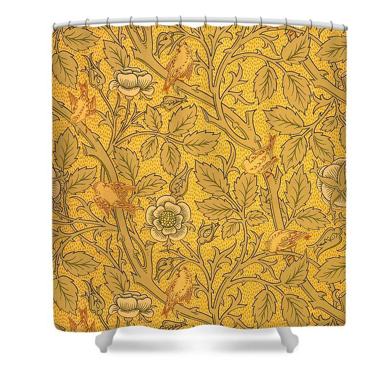 Bird Wallpaper Design by William Morris Bird wallpaper