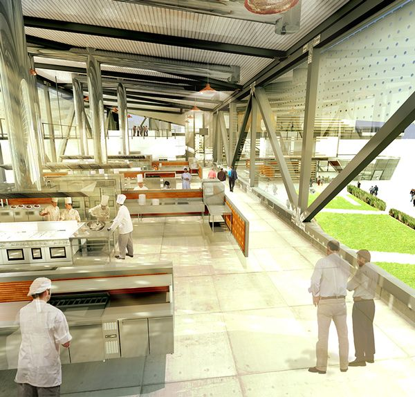 Merveilleux The Culinary Arts School Of San Diego, Kyle Duvernay, Ian Patzke, Siah  Afrasiabi