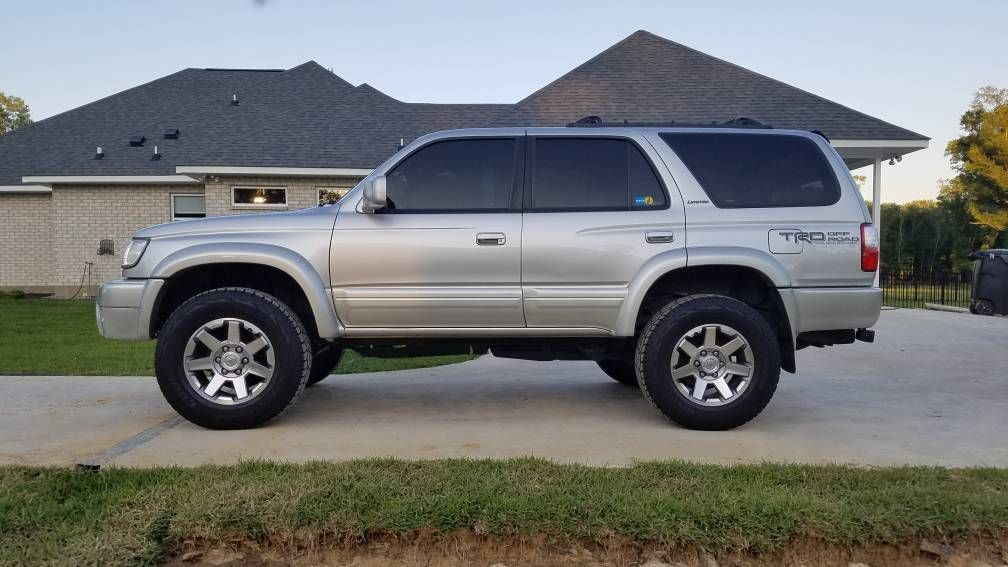 OEM toyota wheel options/pics for 3rd gen 4runner *post em up