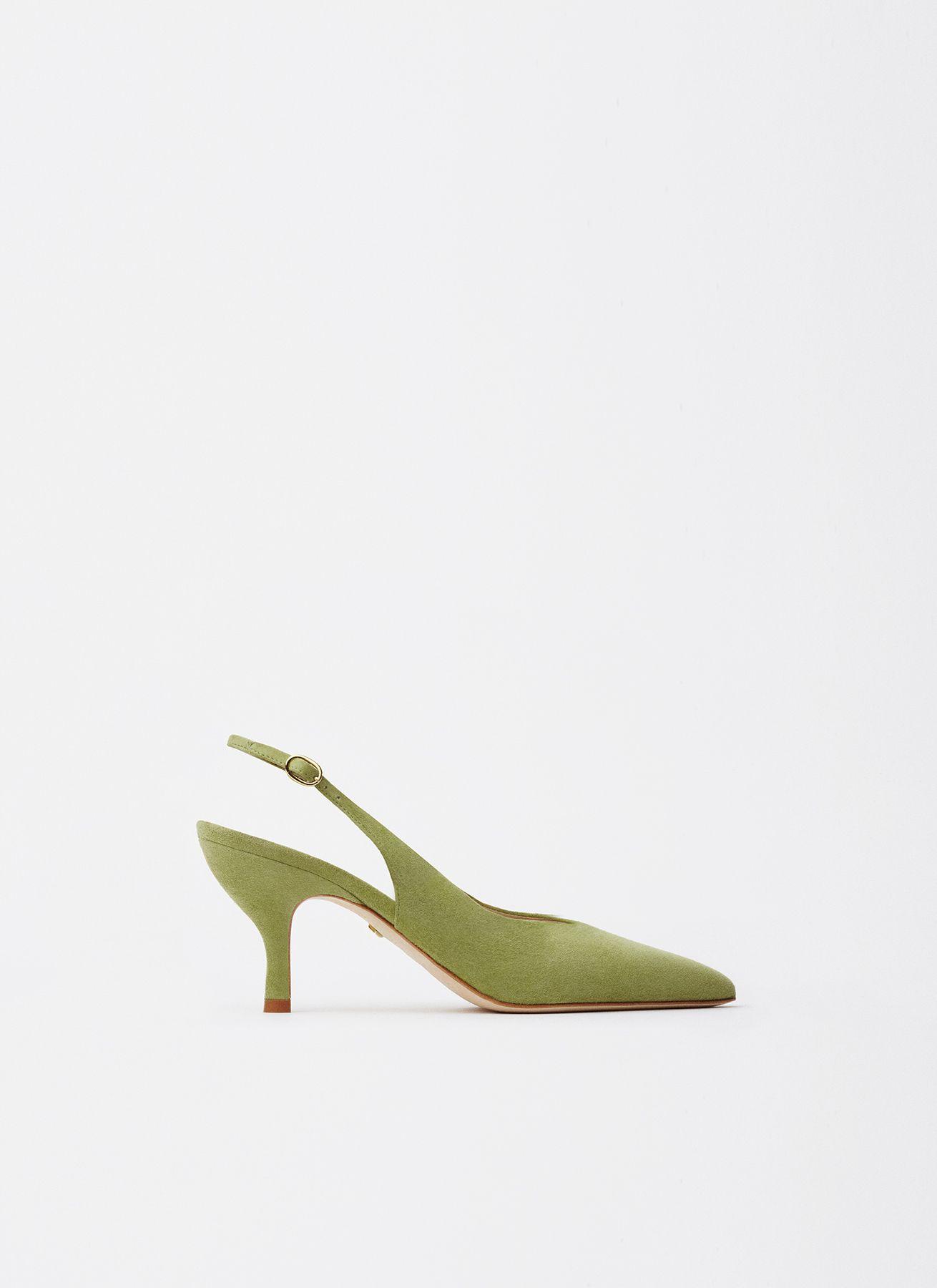 ca85f20db19 sania d'mina | WANT | Shoes, Slingback shoes, How to wear