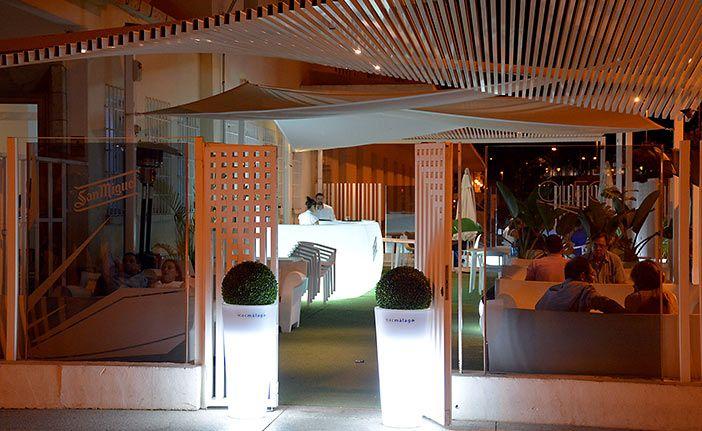 ÓLEO Restaurante CAC calle Alemania, Málaga - fussion, sushi...