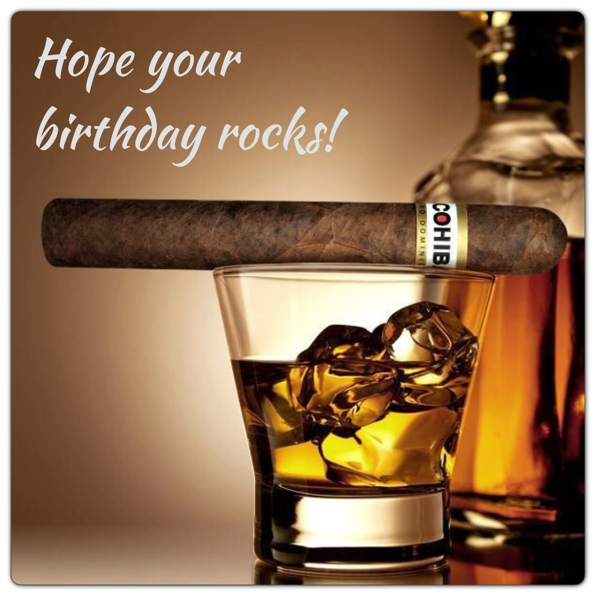 Pin By Nicole Powell On Birthday And Thank You Pics Cigars And