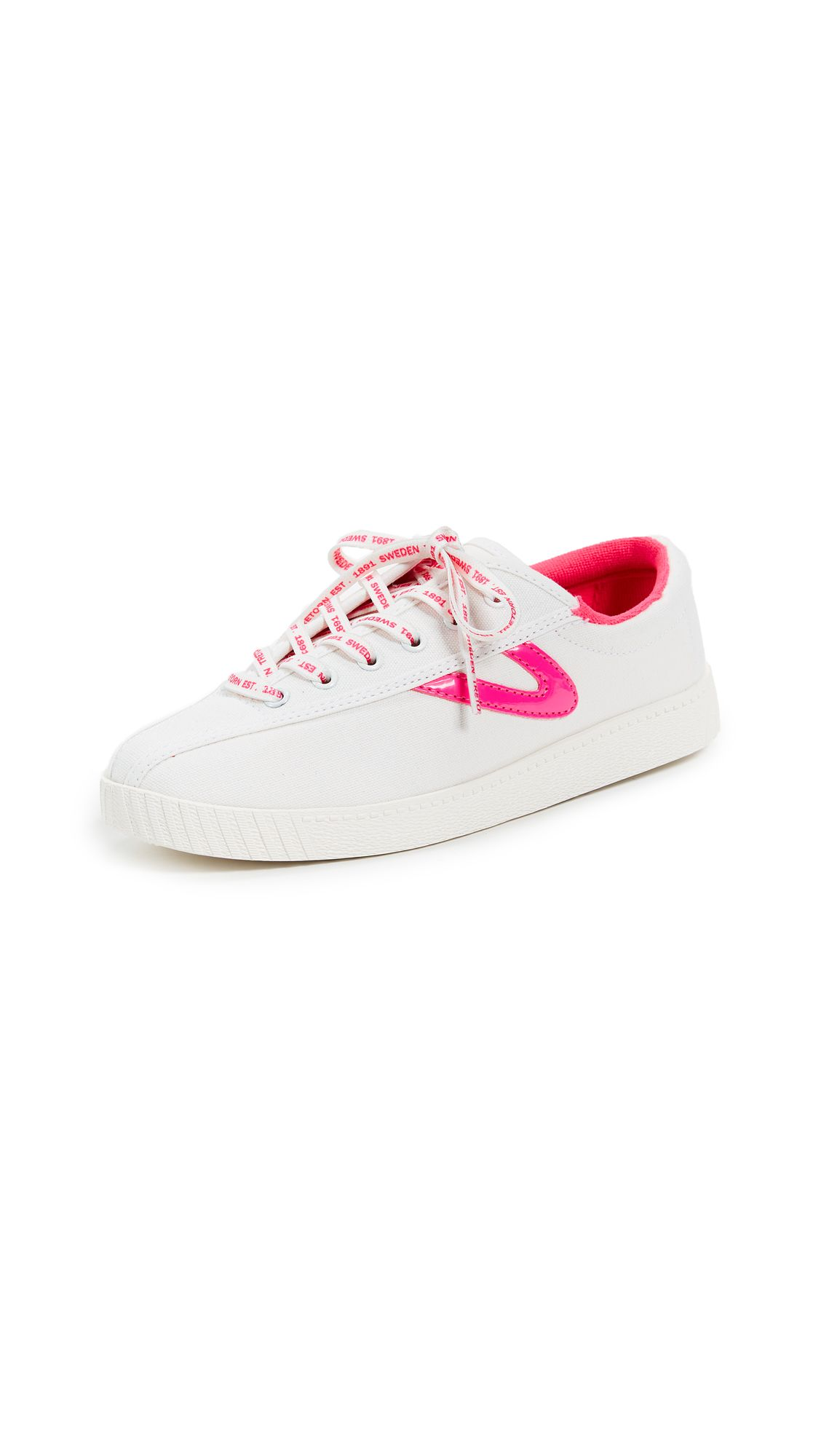 TRETORN NYLITE PLUS LACE UP SNEAKERS.  tretorn  shoes    178b6525ae3