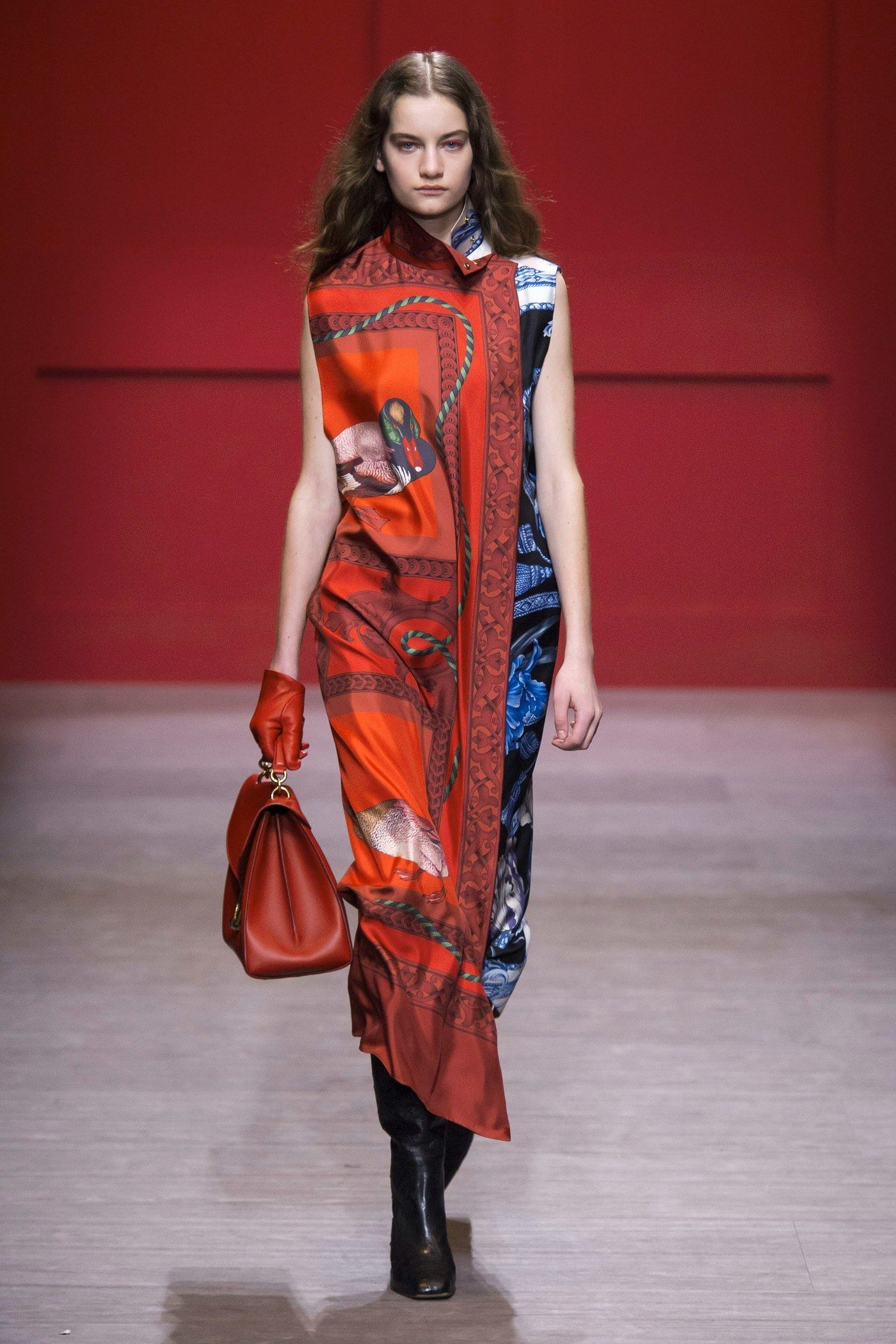 The biggest fashion trends from the fall runway fall
