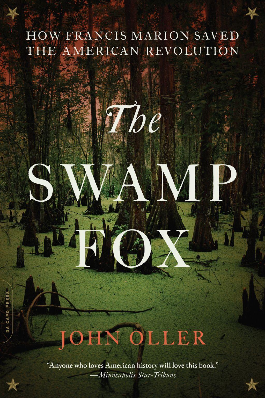 The Swamp Fox (eBook) American revolution, Revolution