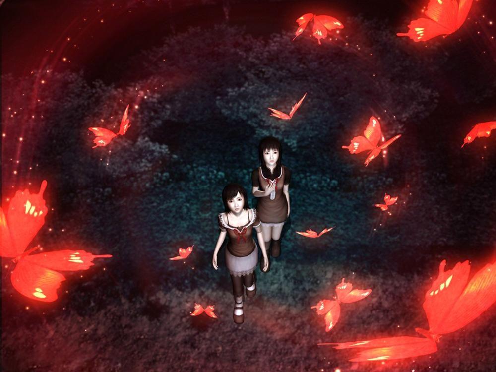 Fatal Frame II: Crimson Butterfly | Crear historias, Personajes de ...