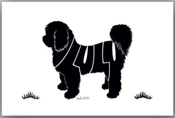 Personalized Shih Tzu Short Hair 7 X 5 Or Larger Personalized Gift Name Art Shih Tzu Portrait Silhouette Name Art Shih Tzu A Dogs Prayer