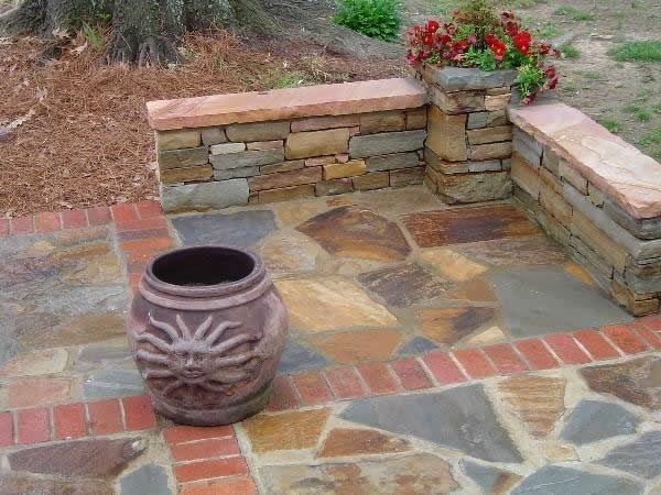 Brick Stone Paving Flagstone Nature One Inc Birmingham AL