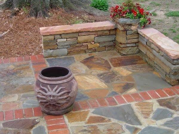 Brick Stone Paving Flagstone Nature One Inc Birmingham AL