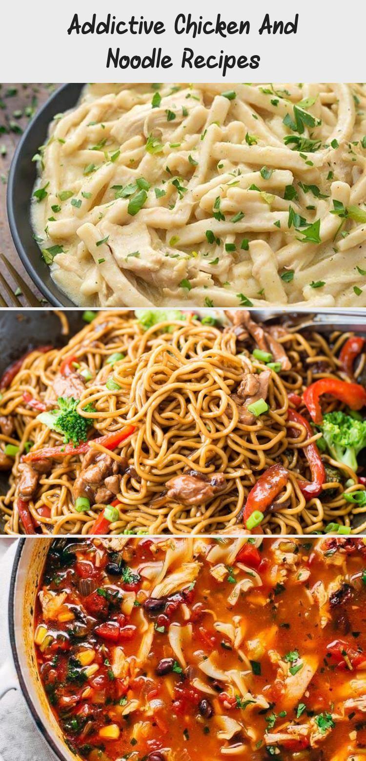 Recipe: Addictive Chicken And Noodle Recipes   Food - Olip Life #HealthyRecipesO... -  Recipe: Addictive Chicken And Noodle Recipes   Food – Olip Life #HealthyRecipesOnABudget #Healthy - #addictive #chicken #Food #hamburgermeatrecipes #healthyrecipeso #Life #mushroomrecipes #noodle #Olip #pioneerwomanrecipes #ramennoodlerecipes #recipe #recipes #sausagerecipes #tacorecipes #thairecipes #whole30recipes