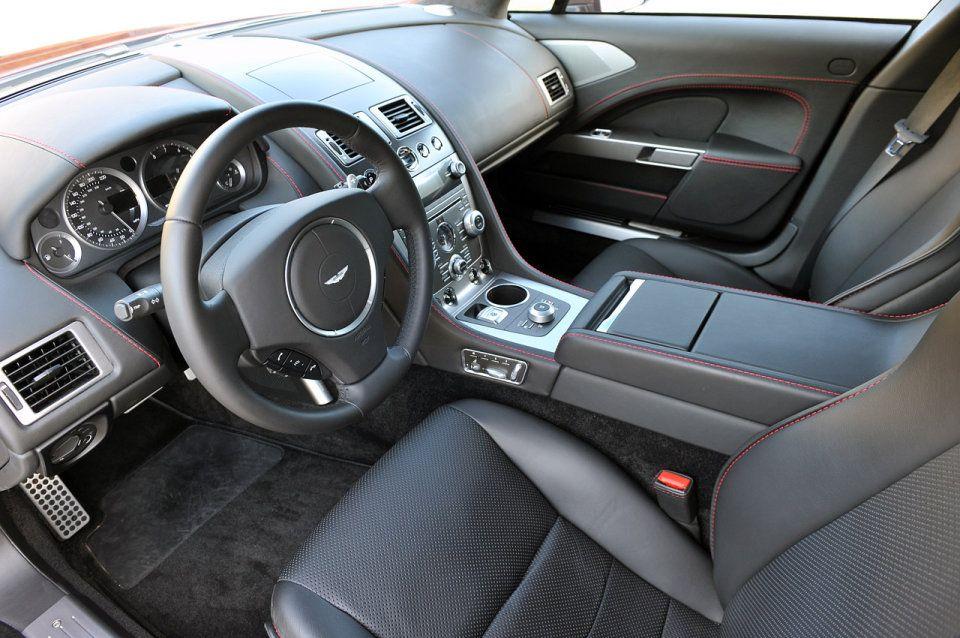 Aston Martin Rapide S Interior View Aston Martin Rapide Aston Martin Aston