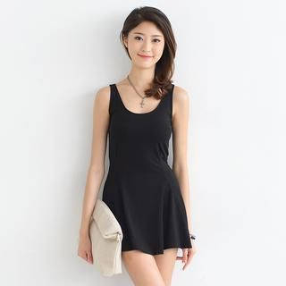 Godet Mini Tank Dress from #YesStyle <3 SO Central YesStyle.com.au