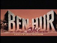 Ben-Hur ~ The TCM page for the 1959 version of