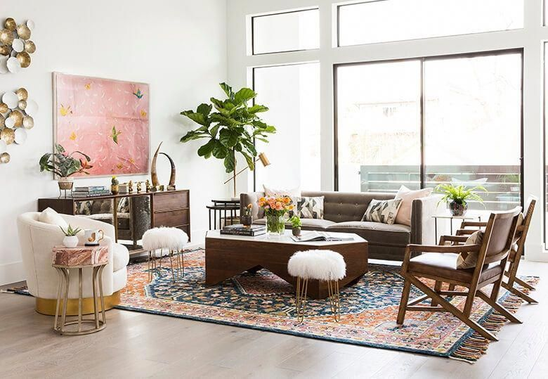 Grow Your Social Circle in 2018 Living Room Design Living Room