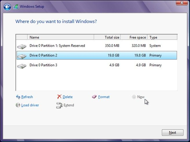 Use These Hacks to Format Windows 10  Partition Wizard Is